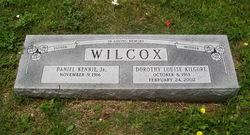 Daniel Kennie Wilcox, Jr