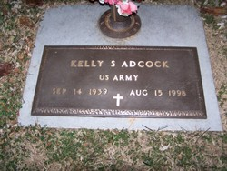 Kelly S Adcock