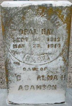 Opal May Adamson