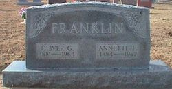 Annette F. Franklin
