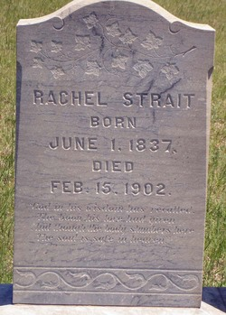 Rachel <i>King</i> Strait