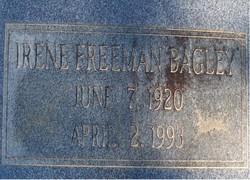 Irene <i>Freeman</i> Bagley
