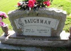 Anna Claire <i>O'Neal</i> Baughman