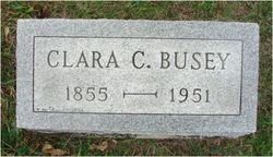 Clara C. <i>Fellers</i> Busey