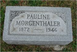 Pauline Morgenthaler