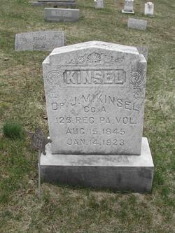 Dr John M Kinsel