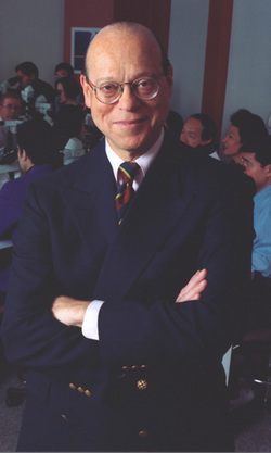 Dr Albert Bernard Bernie Ackerman