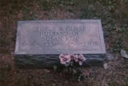 George Washington Oliver