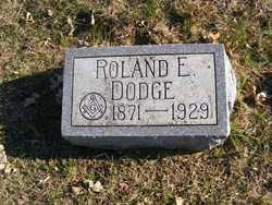 Roland E Dodge