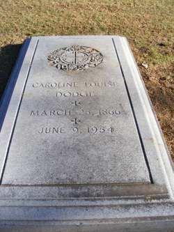 Caroline Louise Dodge