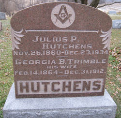 Julius P Hutchens