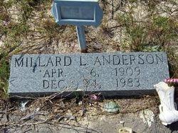 Millard L Anderson