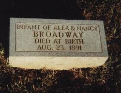 Infant Daughter Broadaway