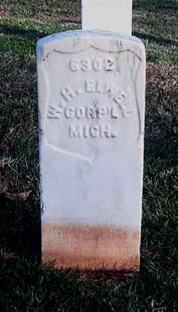 Corp W H Elwell