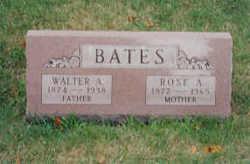 Rose A. <i>Schnell</i> Bates