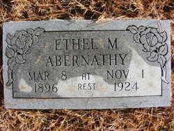 Ethel M. Abernathy