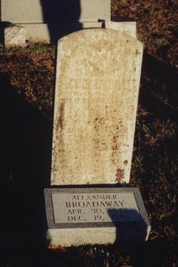 Alexander Broadaway
