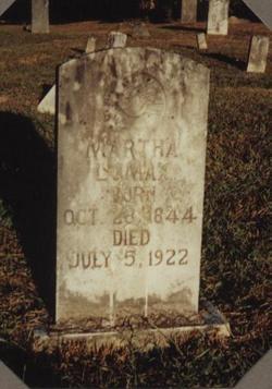 Martha <i>Richardson</i> Lomax