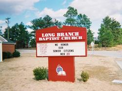 Long Branch Baptist Church Cemetery