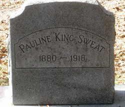 Lillie Pauline <i>King</i> Sweat