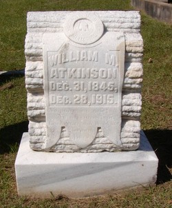 William M Atkinson