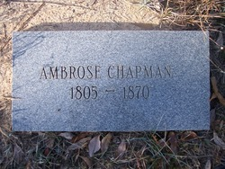 Ambrose Chapman