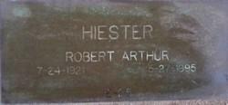 Robert Arthur Hiester