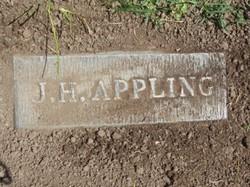 John Harmony Appling