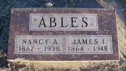 Nancy Anna <i>Meade</i> Ables