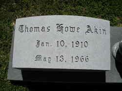 Thomas Howe Akin