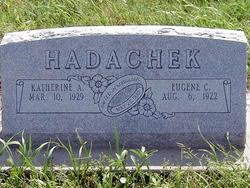 Katherine Ann <i>Lesovsky</i> Hadachek