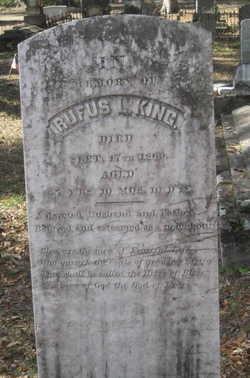 Rufus Lemuel King
