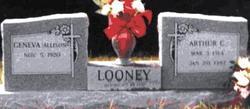 Arthur Clinton Looney
