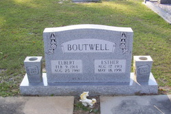 Esther Mae <i>Burkett</i> Boutwell