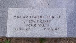 William Leolon Burkett