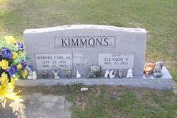 Eleanor <i>Hadaway</i> Kimmons
