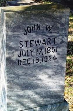 John W Stewart
