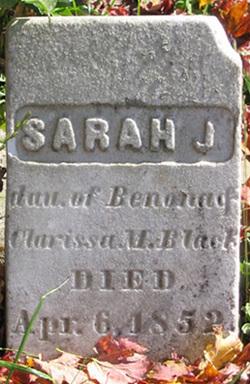 Sarah Jane Black