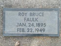 Roy Bruce Faulk