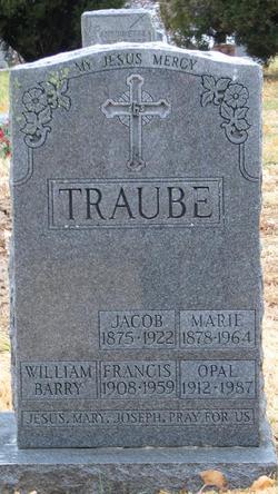 Margaret Marie <i>Barry</i> Traube