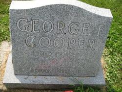 George Forrest Forrest Cooper, Sr