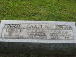 Luman Edgar Saxton
