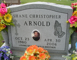 Shane Christopher Arnold