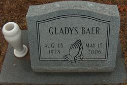 Gladys <i>Bussell</i> Baer