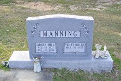 Sidney Hill Sidney Jr. Manning