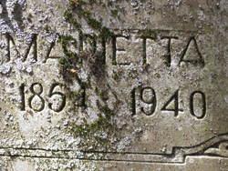 Marietta <i>Beck</i> Hunsaker