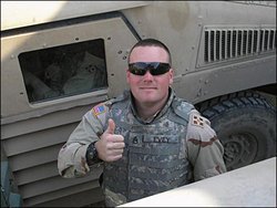 Sgt Jason M. Evey