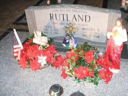 Martha Louella <i>Kaney</i> Rutland