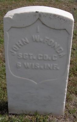 John W. Fonda
