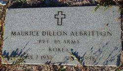 Maurice Dillon Albritton